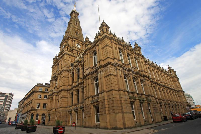 Download Halifax town hall stock image. Image of england, town - 22447025