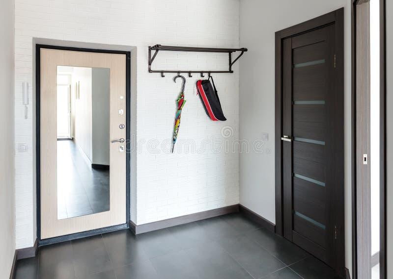 Download Hall in the apartment stock photo. Image of hanger, door - 83773108