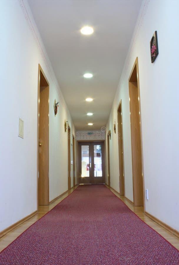 Hall d'hôtel photo libre de droits