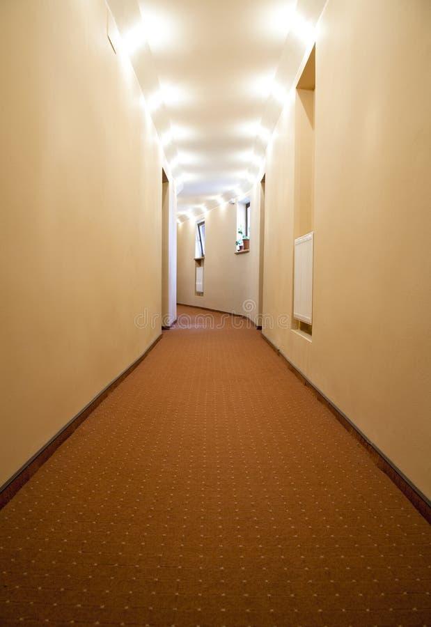 Hall d'hôtel images libres de droits