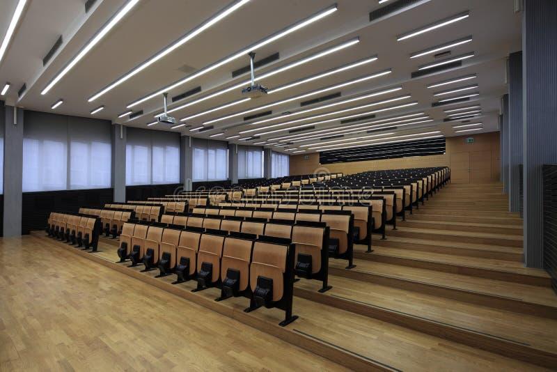Hall de conférence images libres de droits