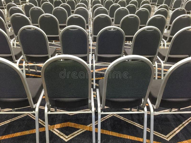 Hall de convention image stock