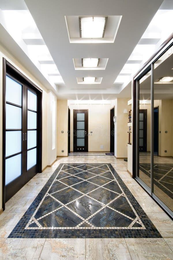 Hall de luxe photo libre de droits