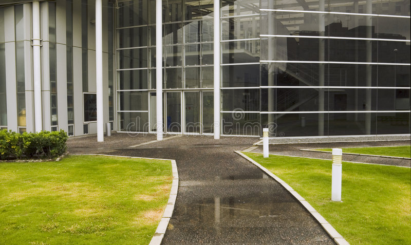 Download Hall Entrance Stock Photography - Image: 2320282