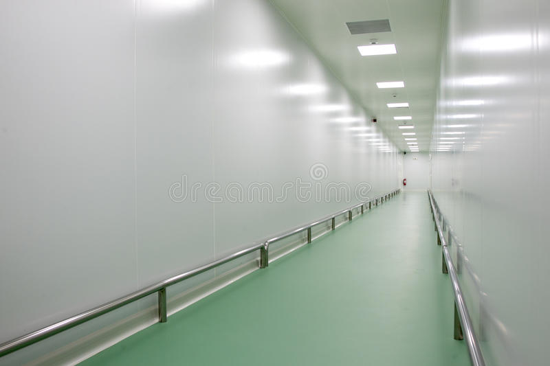 Hall factory royalty free stock image