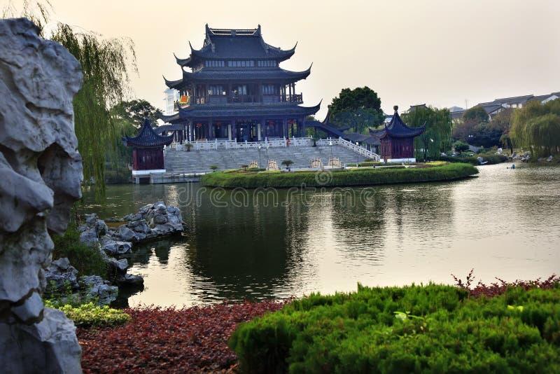 Hall-günstige Übertragungsgüte Suzhou China lizenzfreie stockfotografie