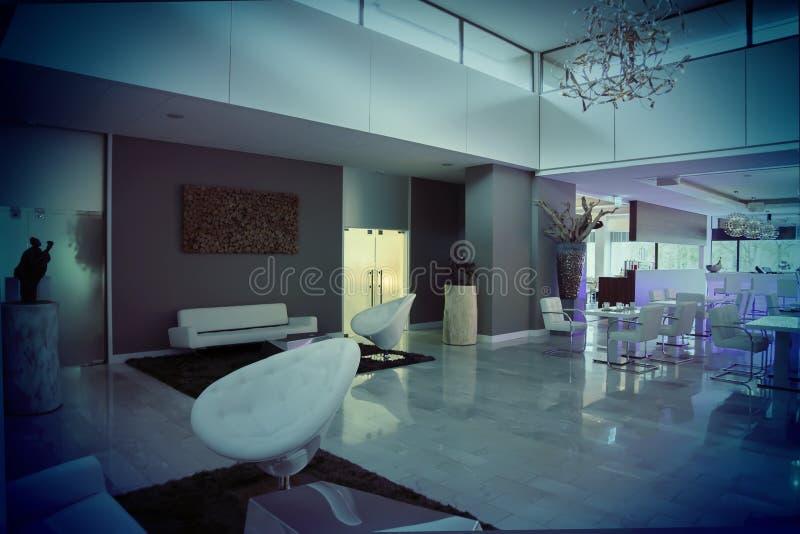 Download Hall in hotel stock image. Image of hotel, corridor, interior - 27843537
