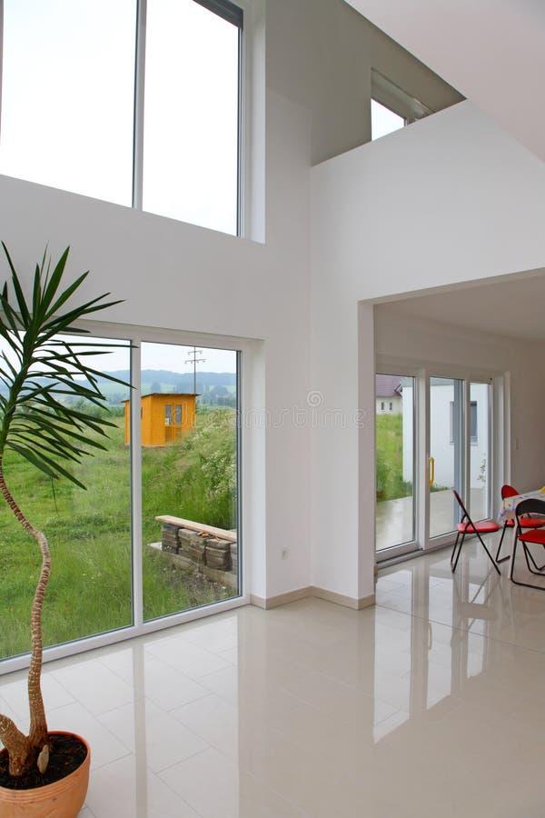 Hall moderne. images libres de droits