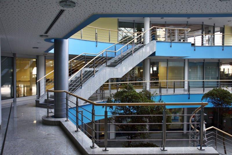 Hall moderne photo stock