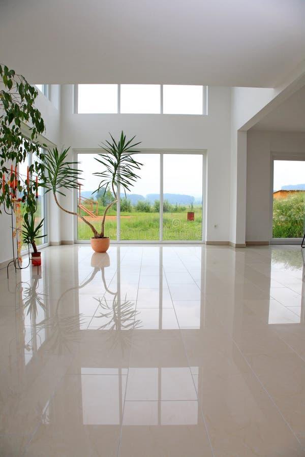 Hall moderne. photos libres de droits