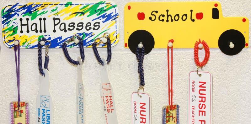 Download Hall passes stock photo. Image of school, nurse, plastic - 6020150