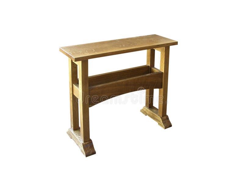 Hall-Tabelle lizenzfreies stockfoto