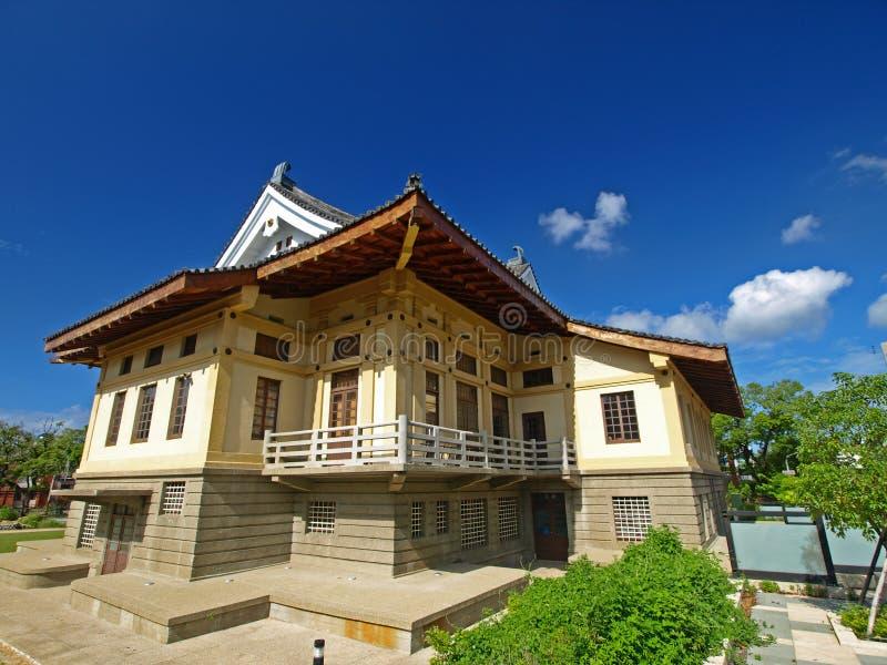 hall Tainan de bushido images libres de droits