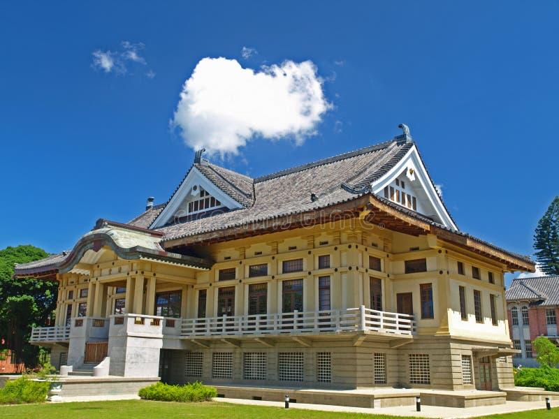 hall Tainan de bushido photo libre de droits