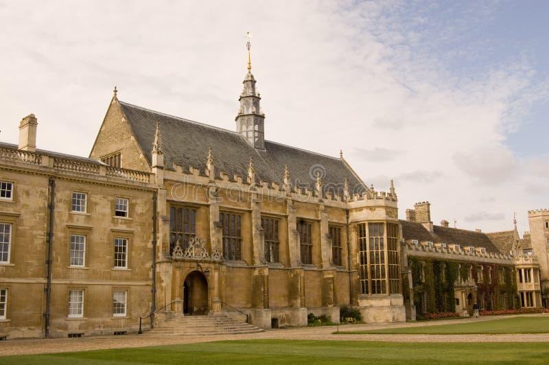 Download Hall, Trinity College, Cambridge Stock Photo - Image: 22185132