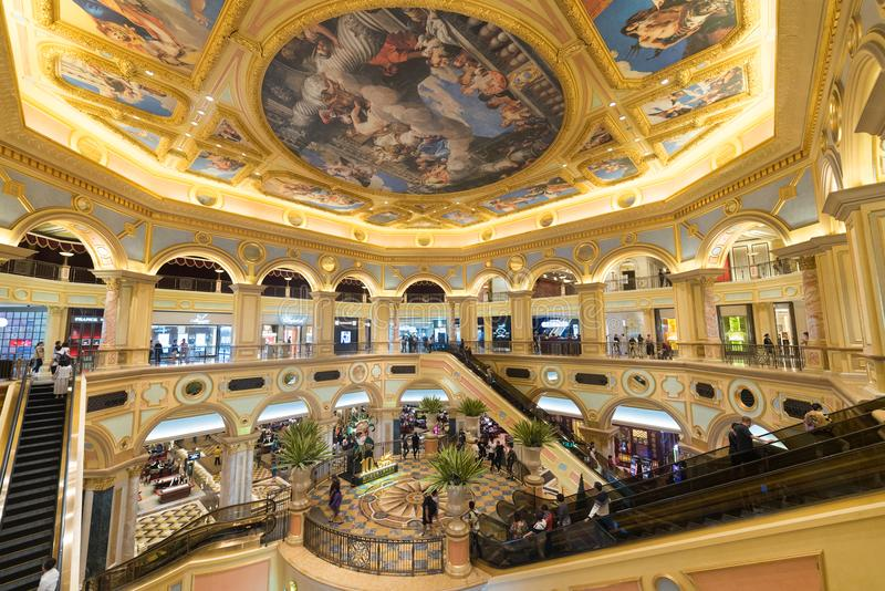 Hall of venetian macao hotel and casino resort in macau editorial download hall of venetian macao hotel and casino resort in macau editorial photography image of altavistaventures Choice Image