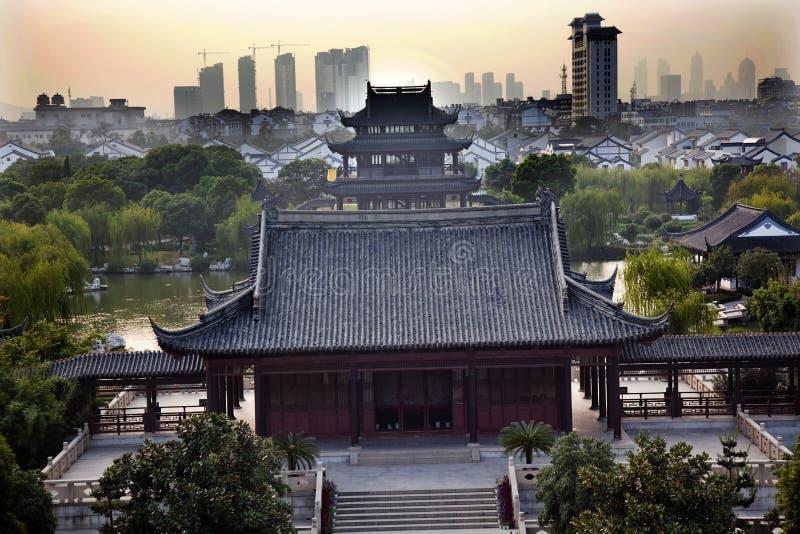 Hall vier günstige Übertragungsgüte Suzhou China lizenzfreies stockbild