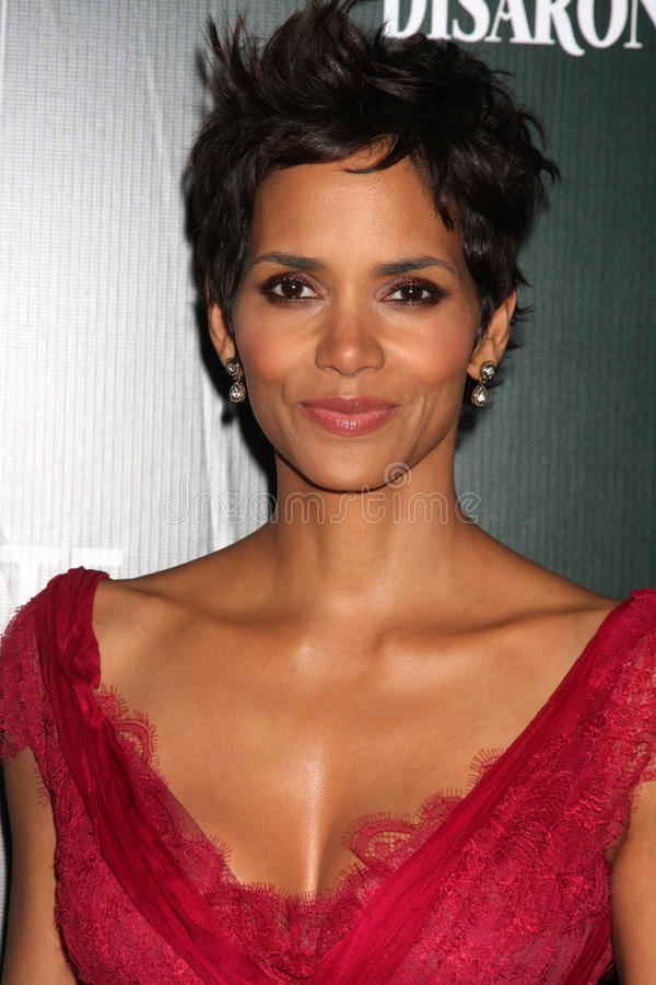 Halle Berry stock foto's