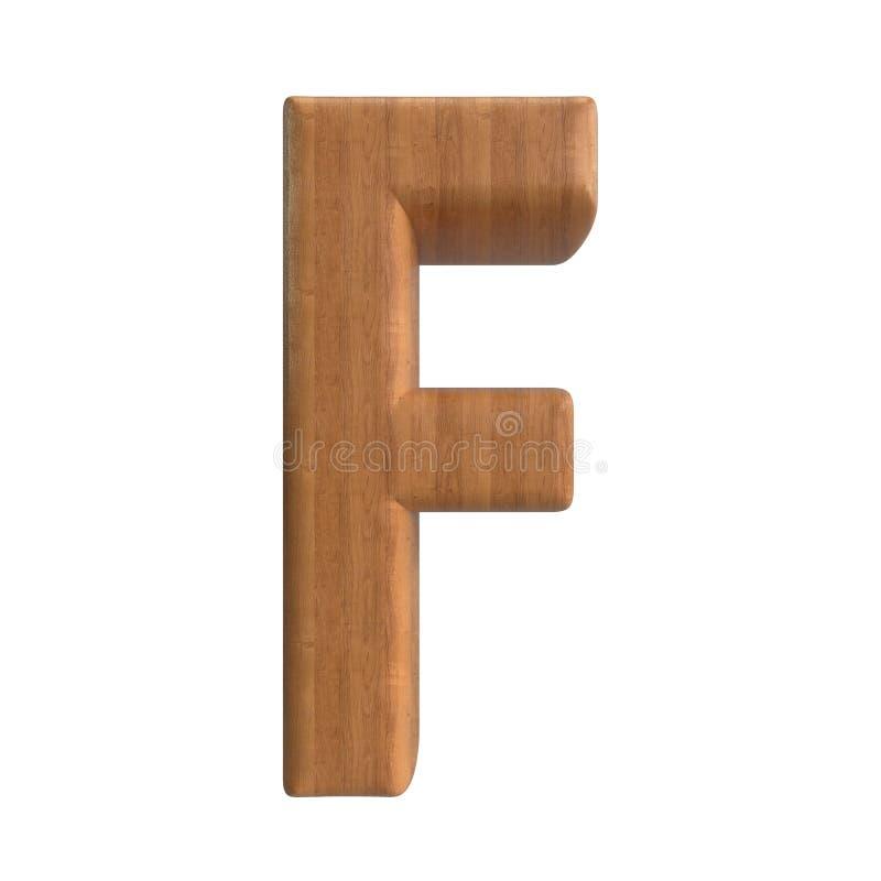 Hallo de Reeks van Resolutiea-z wood texture text voor Soort door tot u vector illustratie