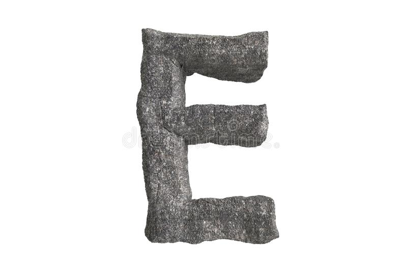 Hallo Entschließungs-A-Z Stone Texture Text-Reihe für Art durch bis zu Sie vektor abbildung