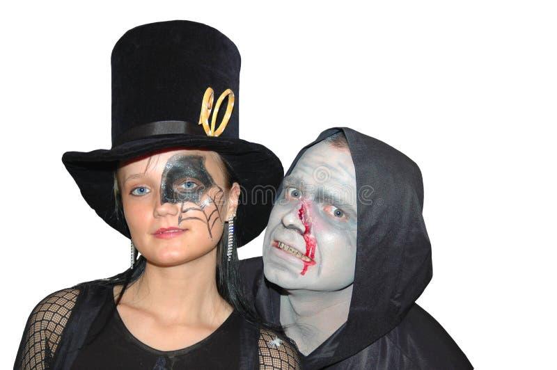 Download Halloween stock image. Image of makeup, theatre, fake, body - 160915