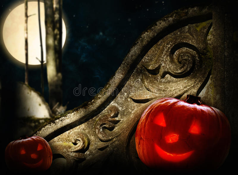 Download Halloween stock photo. Image of magical, outdoor, autumn - 21418594