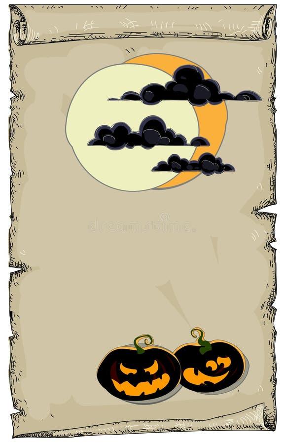 Download Halloween stock vector. Illustration of frightful, fairytale - 26925485