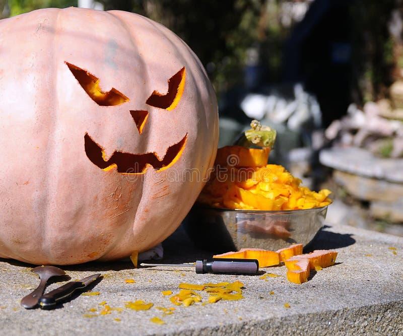 Download Halloween. arkivfoto. Bild av slags, garnering, ondska - 27283368