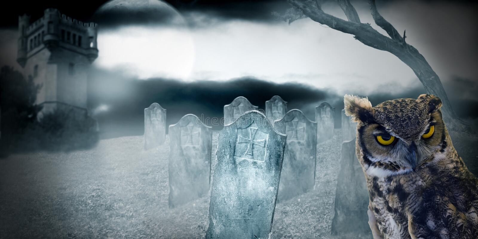 Download Halloween stock photo. Image of spirits, ghosts, dead - 27326912