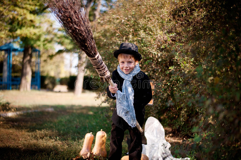 Download Halloween stock image. Image of season, male, carving - 27483387