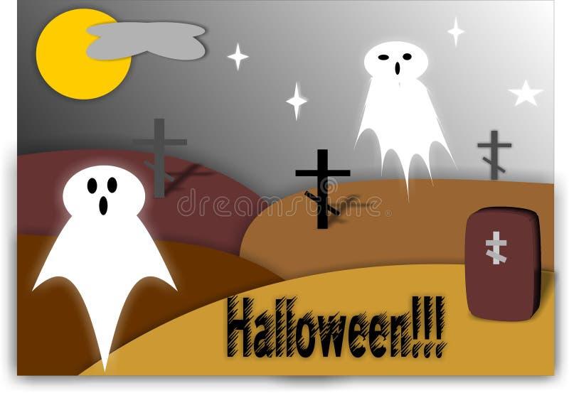 halloween. royalty ilustracja