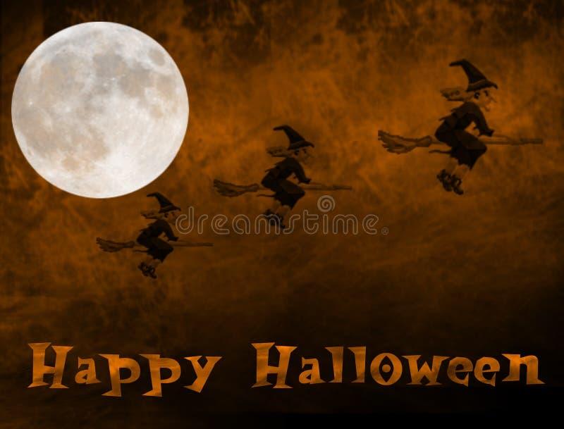 Halloween 3 stock illustration