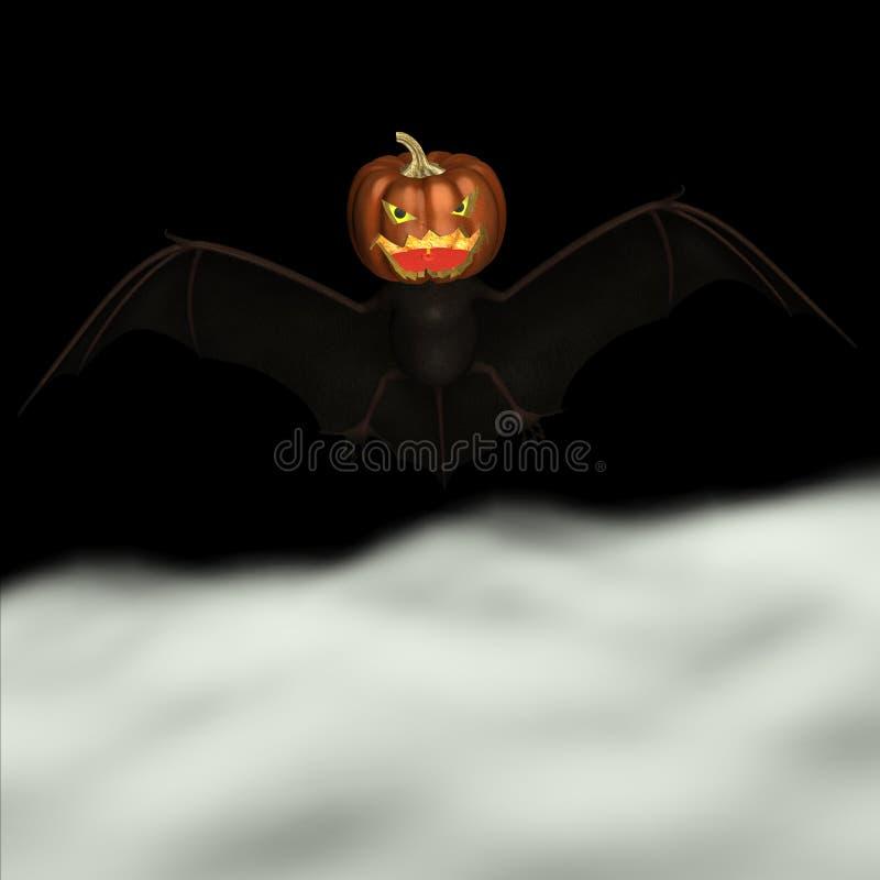 Halloween 4 ilustração do vetor
