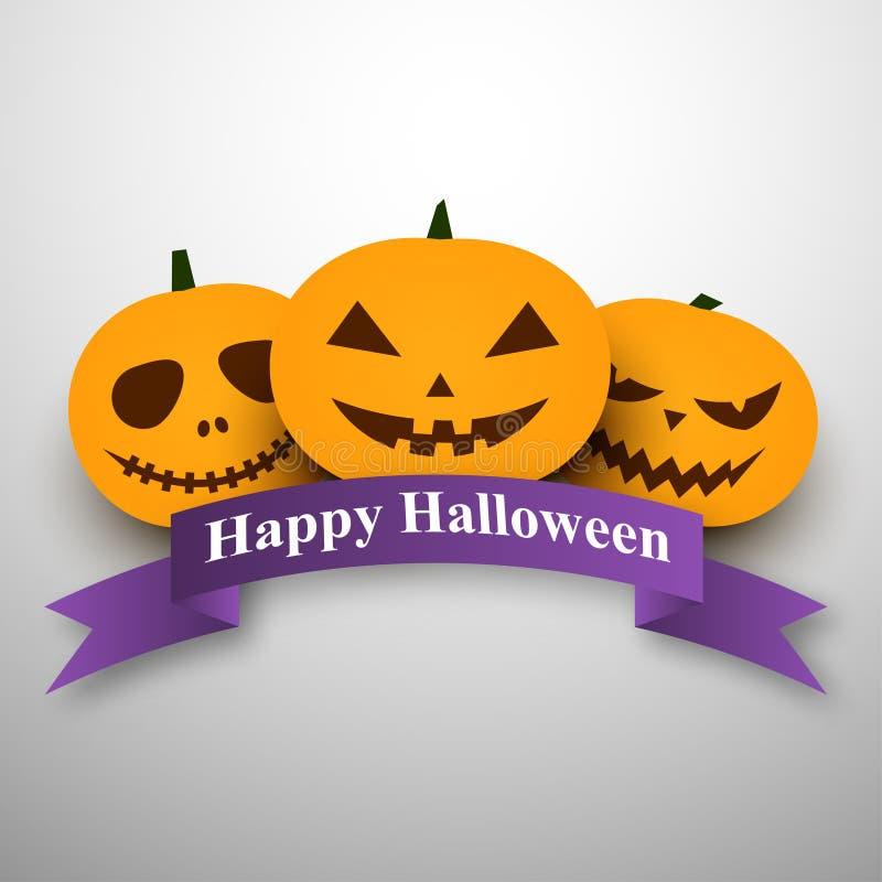 Halloween1 向量例证