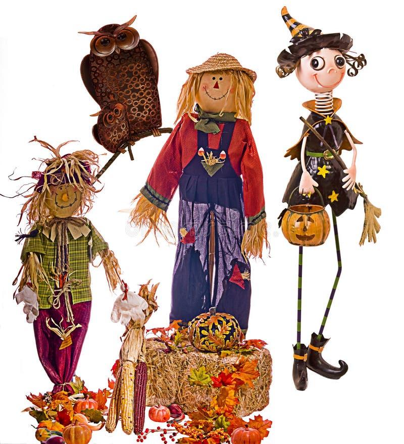 Halloween 5 stockfoto