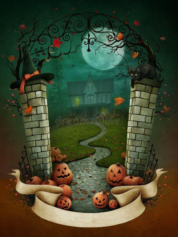 halloween бесплатная иллюстрация