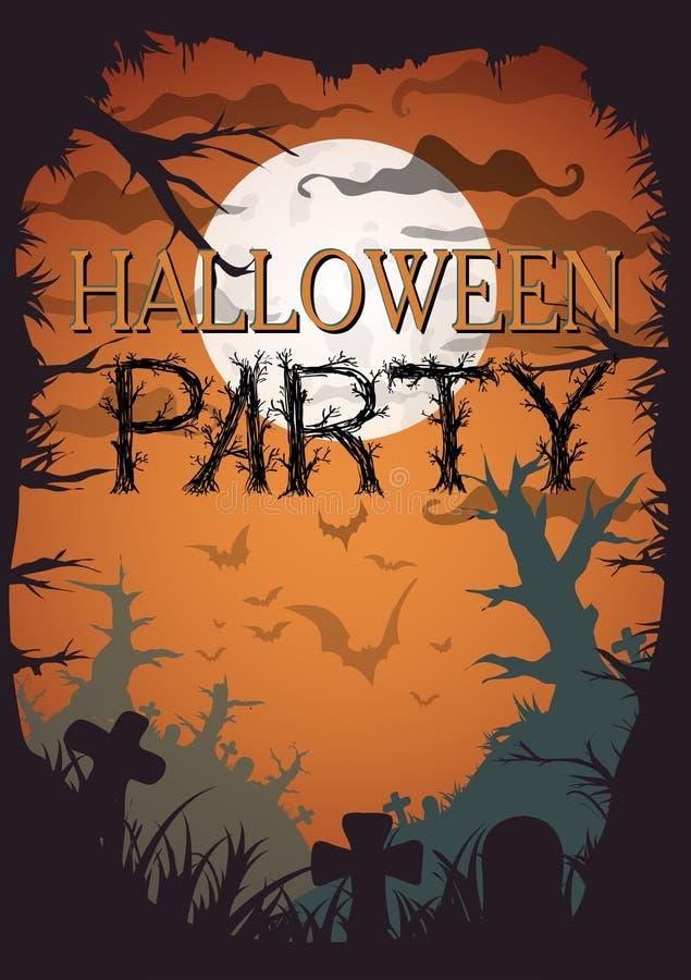 Halloween Illustrazione Vettoriale Illustrazione Di