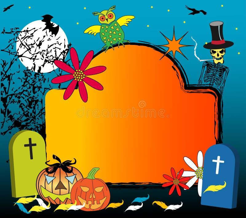 Download Halloween stock vector. Illustration of halloween, haunted - 6059926