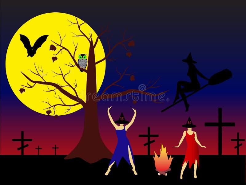 halloween. ilustracji