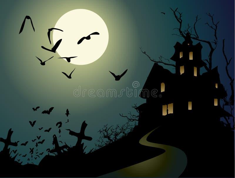 Halloween stock illustration