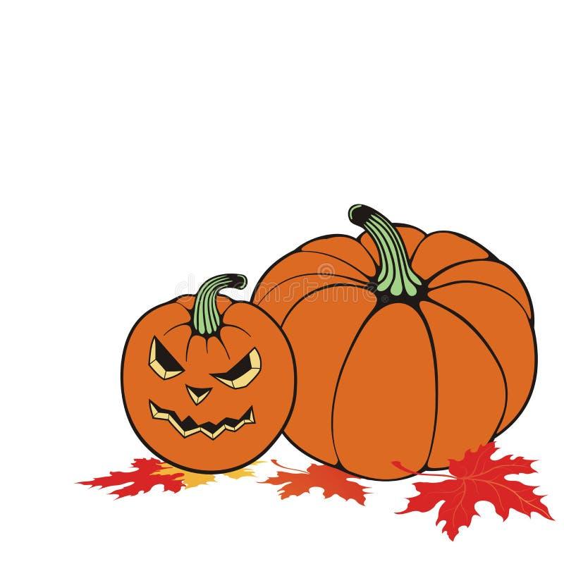 Download Halloween stock vector. Illustration of pumpkin, orange - 6678139