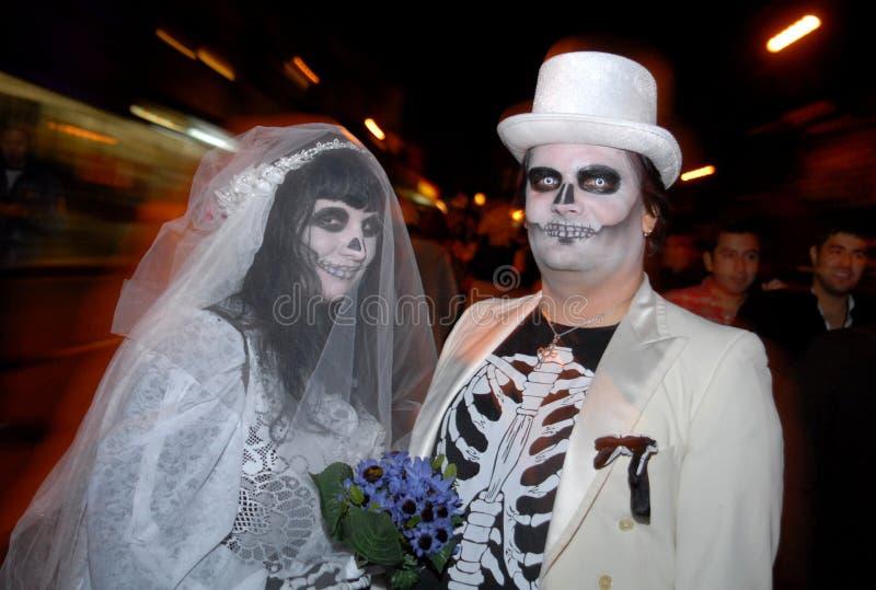 Download Halloween редакционное изображение. изображение насчитывающей платье - 6859530