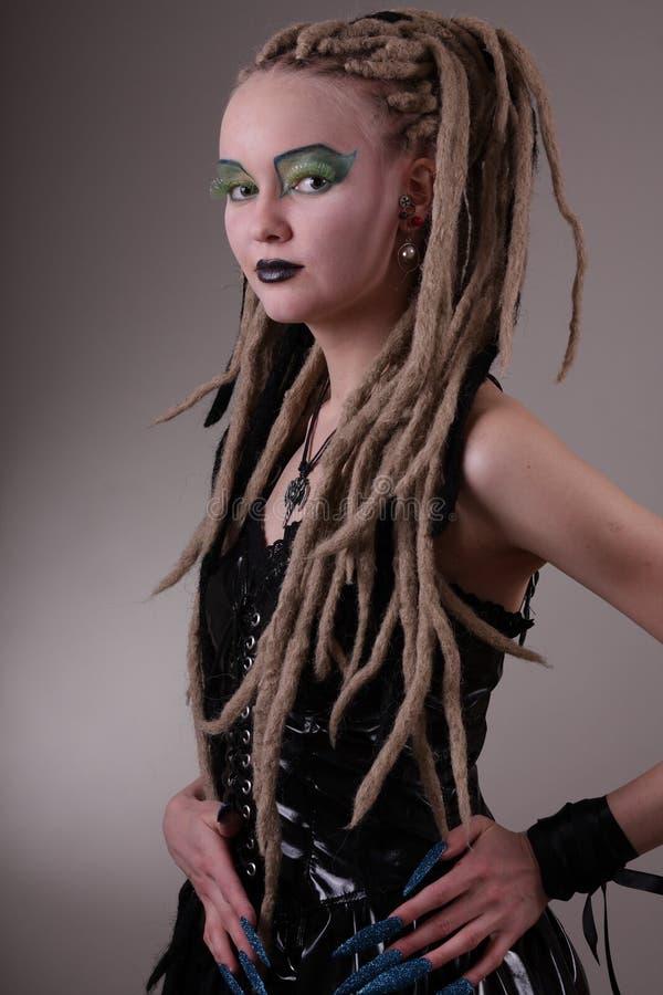 Download Halloween stock photo. Image of locks, female, women, costume - 8311954