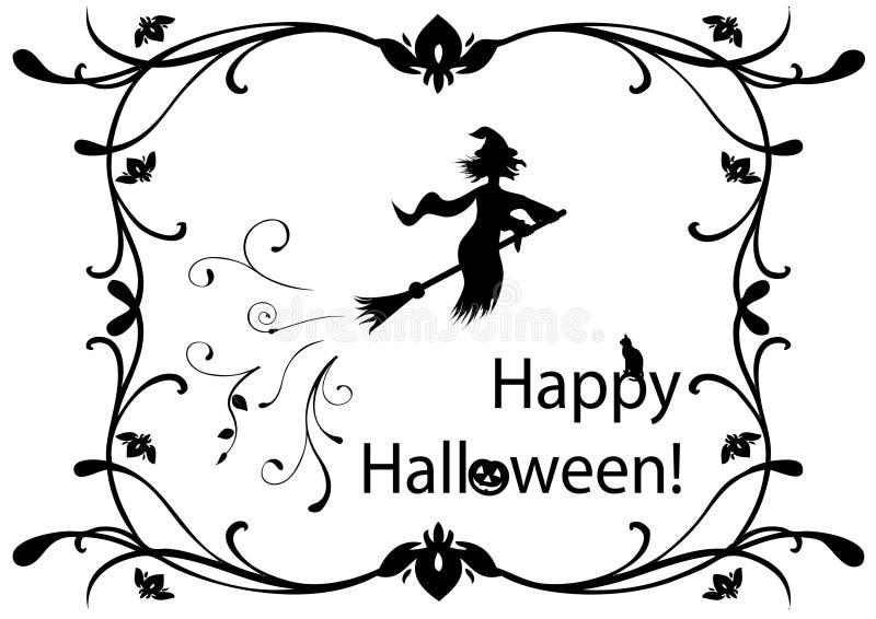 Halloween-Abbildung vektor abbildung