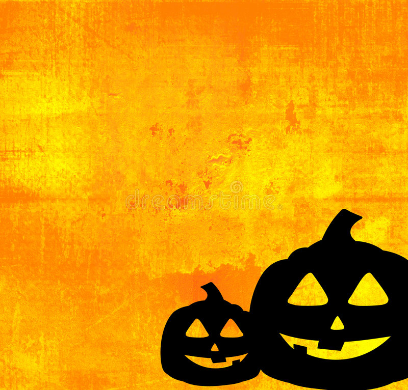 Halloween abstract Background royalty free stock photo