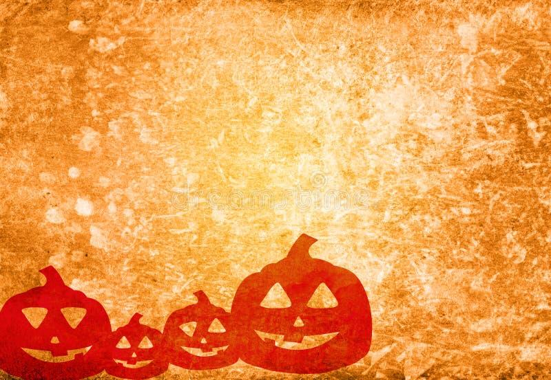 Halloween abstract Background vector illustration