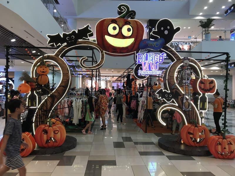 Halloween angemessen lizenzfreie stockfotografie
