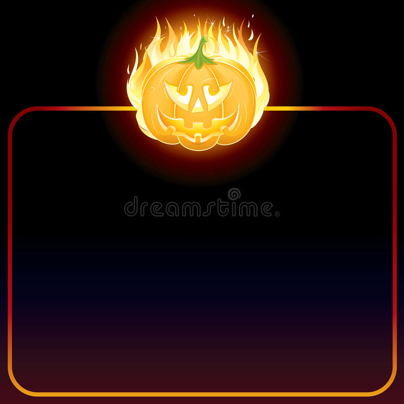 Halloween backdrop royalty free stock photography