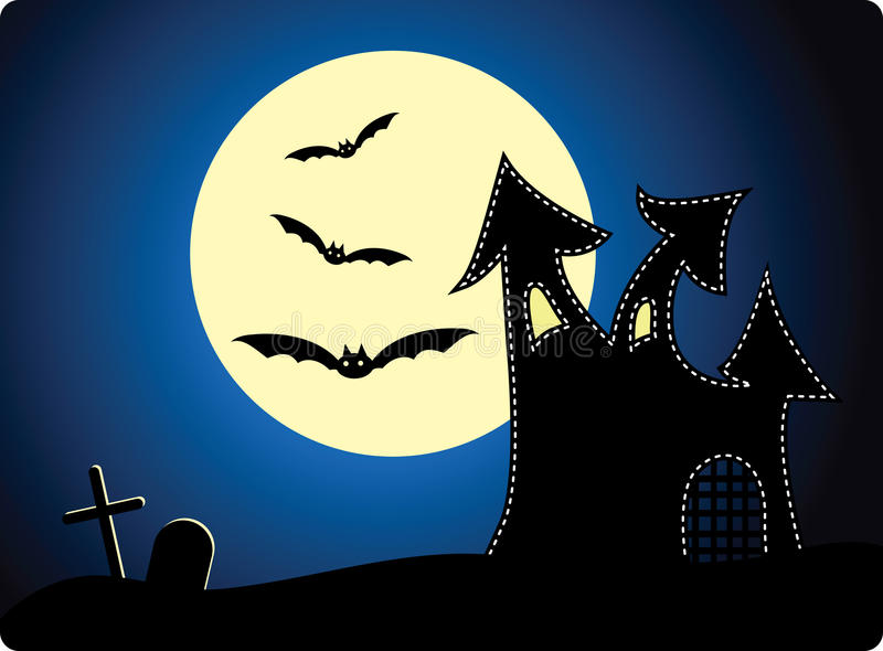 Download Halloween background stock vector. Illustration of fear - 11448020