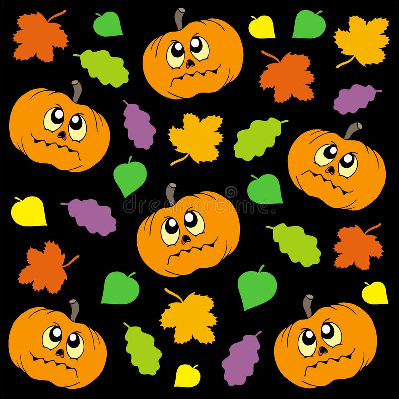 Free Halloween Background 2 Royalty Free Stock Images - 10804409